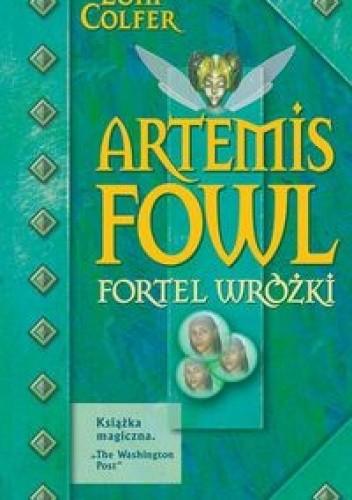 Okładka książki Fortel wróżki