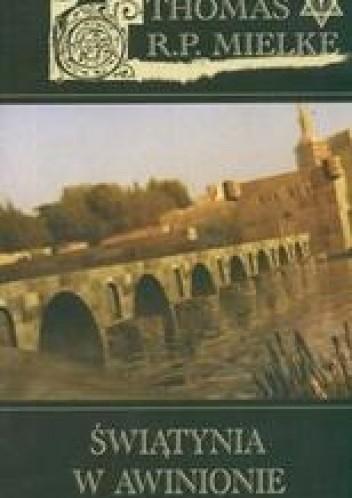 Okładka książki Świątynia w Awinionie