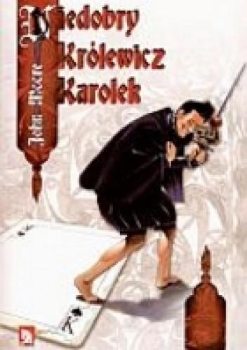 Okładka książki Niedobry Królewicz Karolek