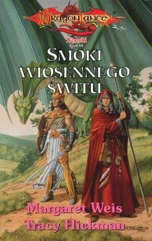 Okładka książki Smoki wiosennego świtu