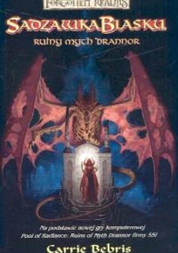 Okładka książki Sadzawka Blasku: ruiny Myth Drannor