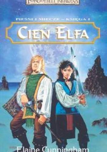 Okładka książki Cień Elfa