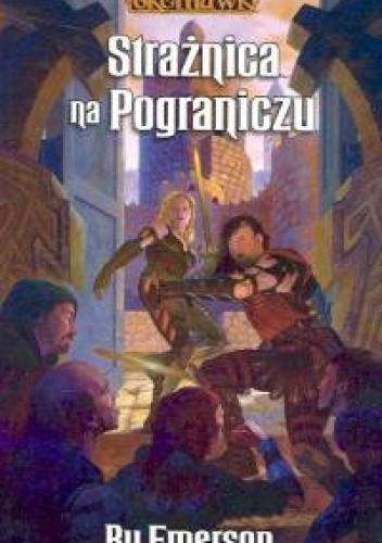 Okładka książki Strażnica na Pograniczu