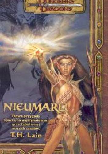 Okładka książki Nieumarli