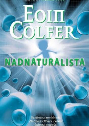 Okładka książki Nadnaturalista