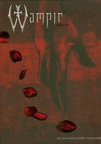 Okładka książki Wampir: Requiem.