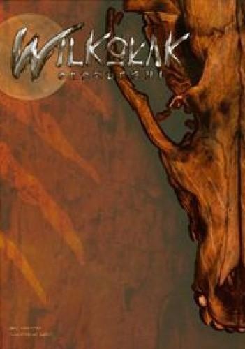 Okładka książki Wilkołak: Odrzuceni.