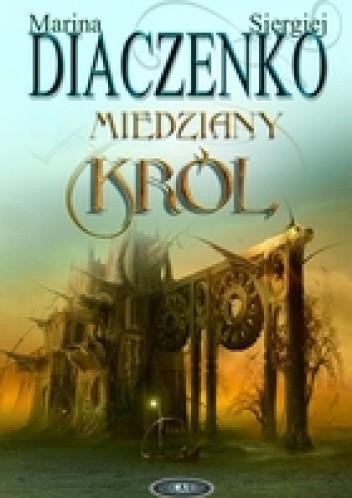 Okładka książki Miedziany Król