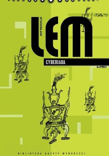 Okładka książki Cyberiada