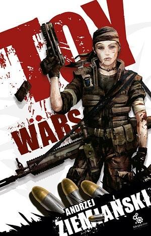 Okładka książki Toy Wars