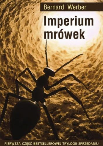 Okładka książki Imperium mrówek