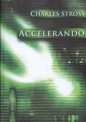 Okładka książki Accelerando