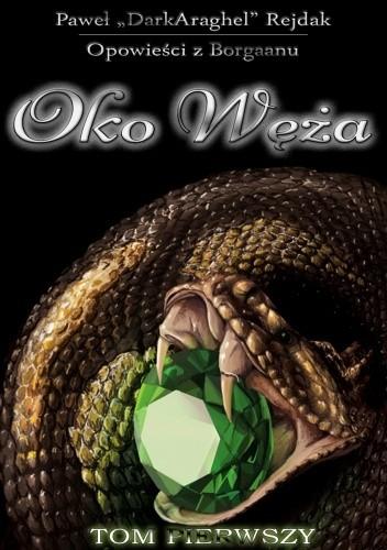 Okładka książki Oko Węża