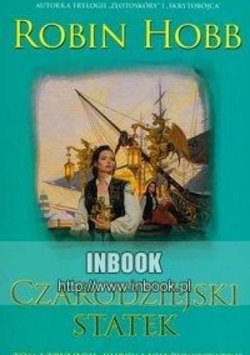 Okładka książki Czarodziejski statek cz.2