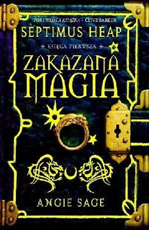 Okładka książki Zakazana Magia