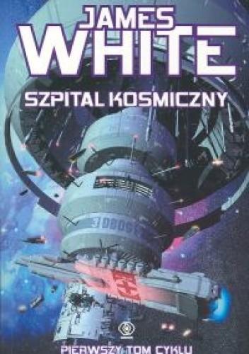 Okładka książki Szpital kosmiczny