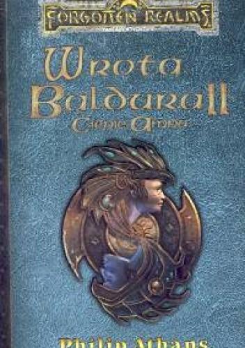 Okładka książki Wrota Baldura II: Cienie Amnu
