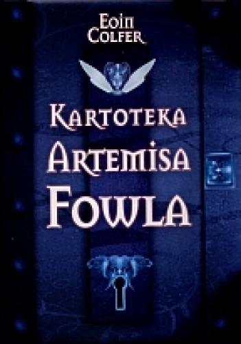 Okładka książki Kartoteka Artemisa Fowla