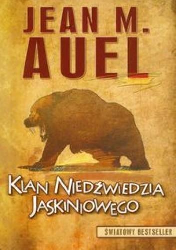 Okładka książki Klan Niedźwiedzia Jaskiniowego
