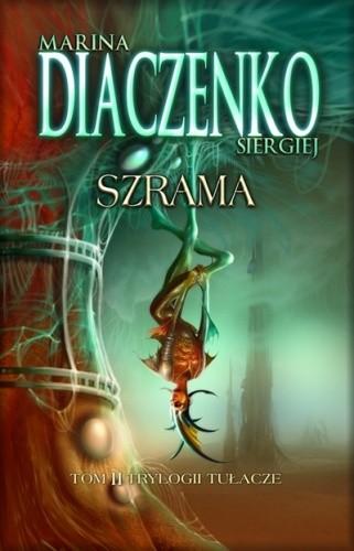 Okładka książki Szrama