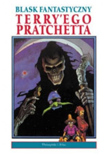 Okładka książki Blask fantastyczny Terry'ego Pratchetta