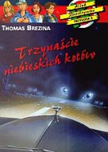 Okładka książki Trzynaście niebieskich kotów