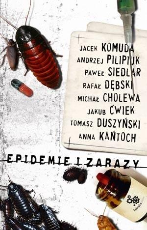 Okładka książki Epidemie i zarazy