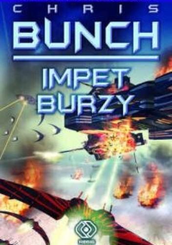 Okładka książki Impet burzy
