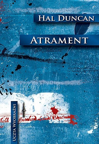 Okładka książki Atrament