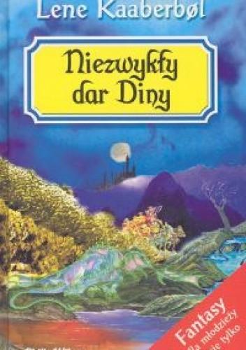 Okładka książki Niezwykły dar Diny