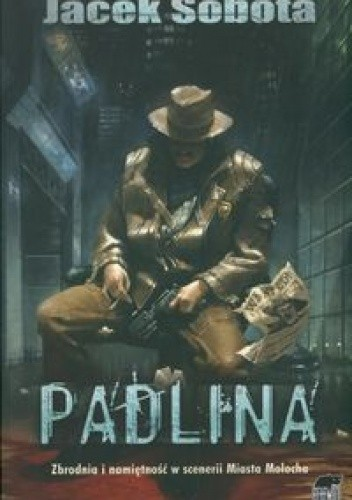 Okładka książki Padlina