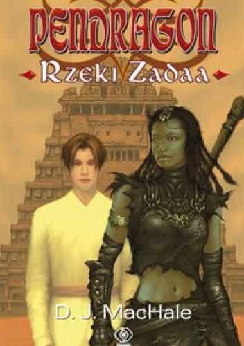 Okładka książki Rzeki Zadaa
