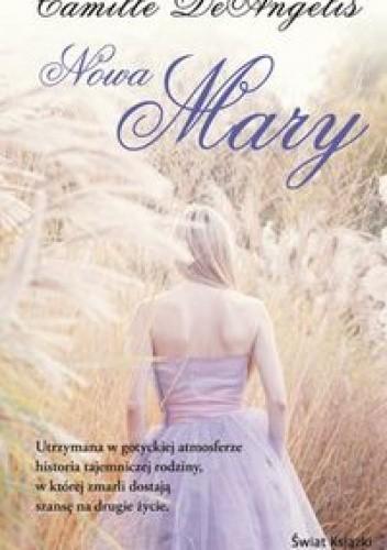 Okładka książki Nowa Mary