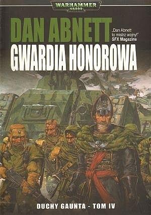 Okładka książki Gwardia Honorowa