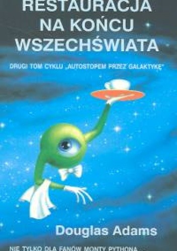 Okładka książki Restauracja na końcu wszechświata