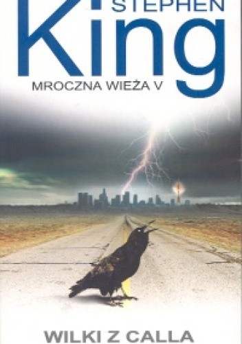 Okładka książki Wilki z Calla