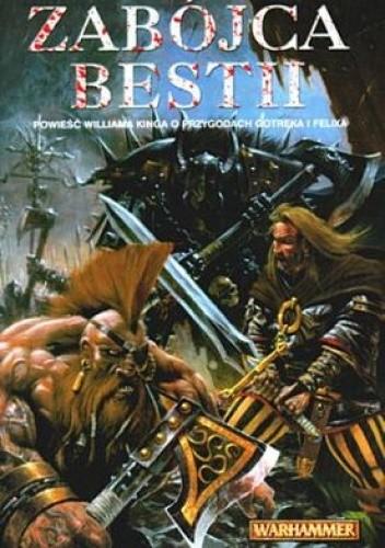 Okładka książki Zabójca bestii