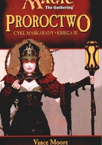 Okładka książki Proroctwo