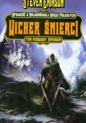 Okładka książki Wicher śmierci. Imperium