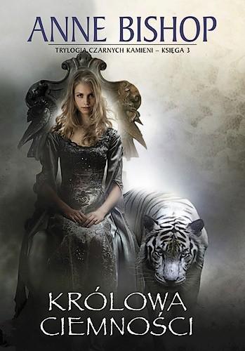 Okładka książki Królowa Ciemności