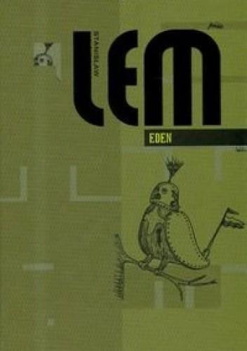 Okładka książki Eden