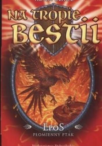 Okładka książki Epos: Płomienny ptak