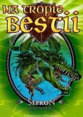 Okładka książki Sepron: Wąż morski