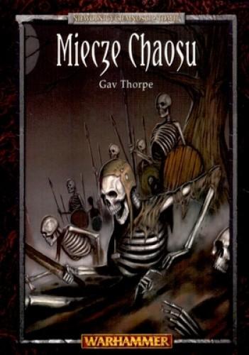 Okładka książki Miecze Chaosu