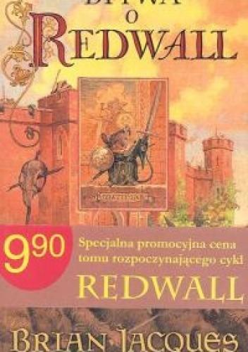 Okładka książki Bitwa o Redwall