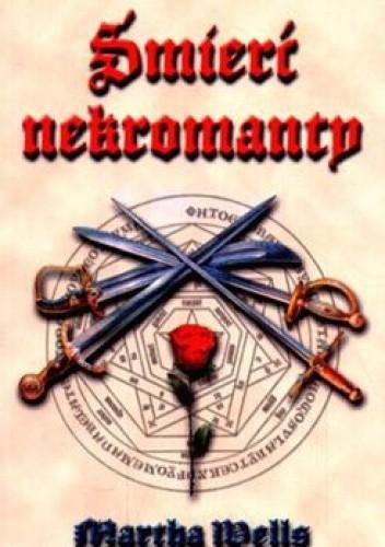 Okładka książki Śmierć nekromanty