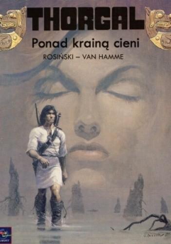 Okładka książki Thorgal: Ponad krainą cieni