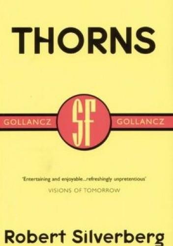 Okładka książki Thorns