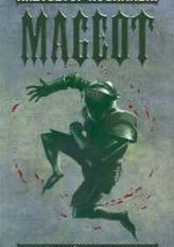 Okładka książki Mageot