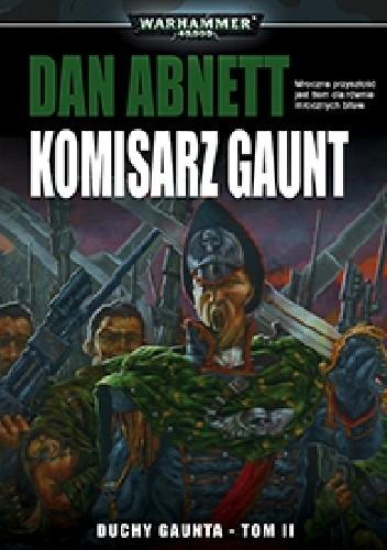 Okładka książki Komisarz Gaunt